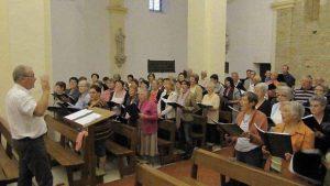 La chorale  paroissiale CANTHEDO