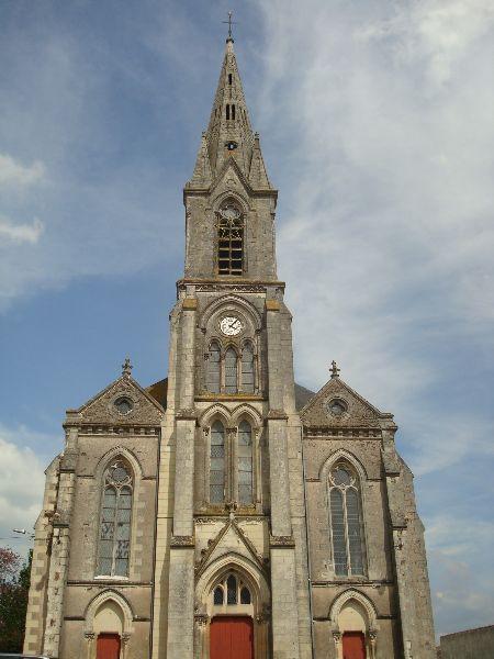 Saint Quentin en Mauges