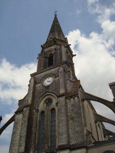 Saint Rémy en Mauges
