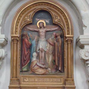 Le chemin de croix