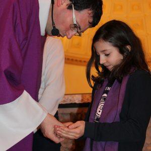 étape de baptême